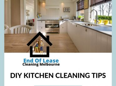 DIY Kitchen Cleaning Tips
